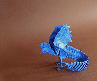 Basilisk ( version 2 ) | by bodorigami