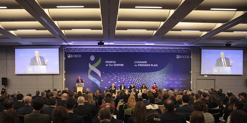 OECD Policy Forum on the Future of Health and Ministerial Meeting