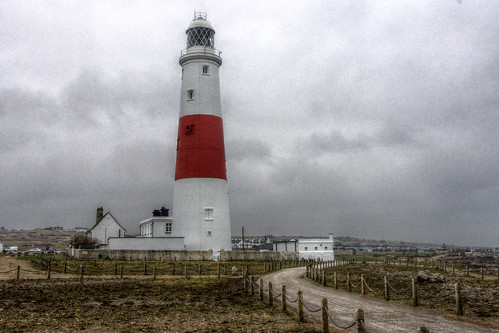Portland Bill - lighthouse