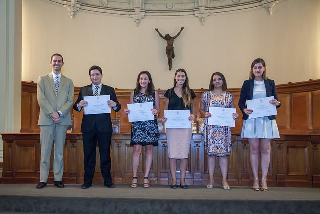 Graduación Diplomados 2016