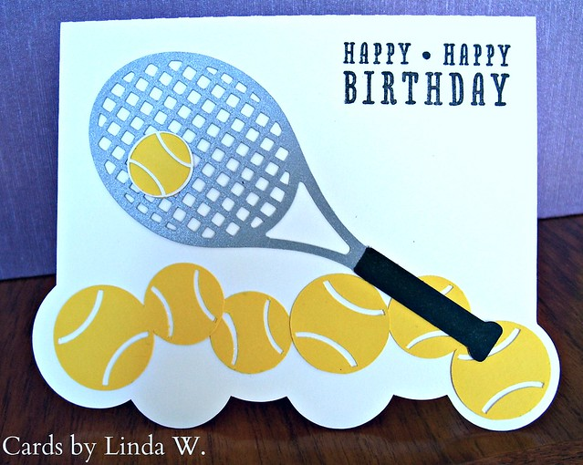 Tennis Birthday
