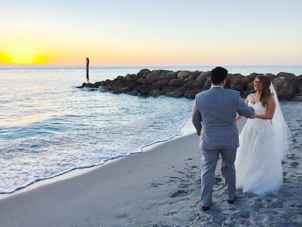Captiva Island sunset wedding_setfreebrandon