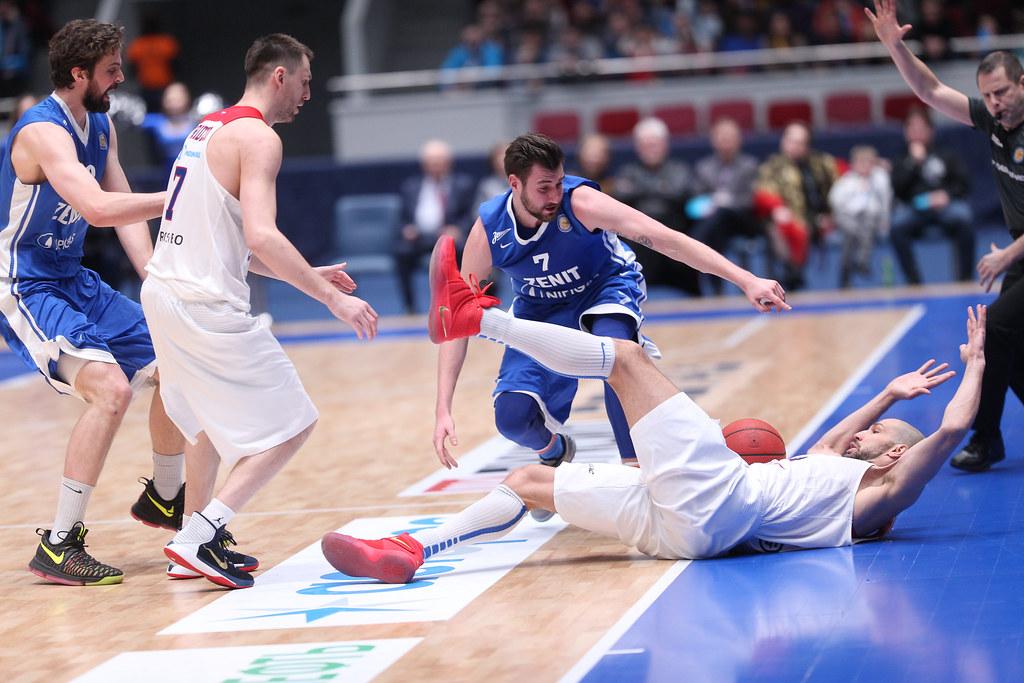 Единая Лига ВТБ 2016/17, «Зенит» — ЦСКА