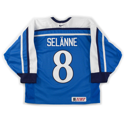 2004 World Cup Team Finland jersey