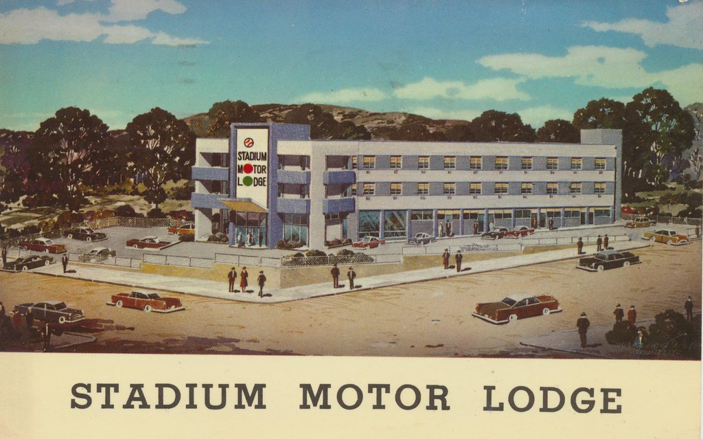 Stadium Motor Lodge - New York, New York