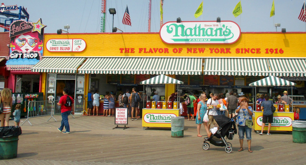 Nathan Coney Island Nutrition Facts