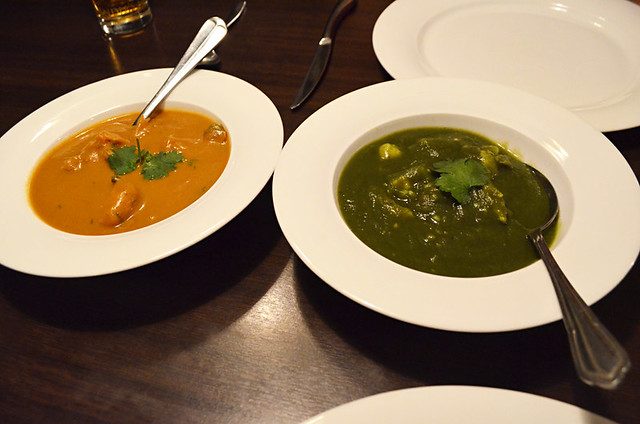 South Indian Curry, Viva Goa, York, England, Britain