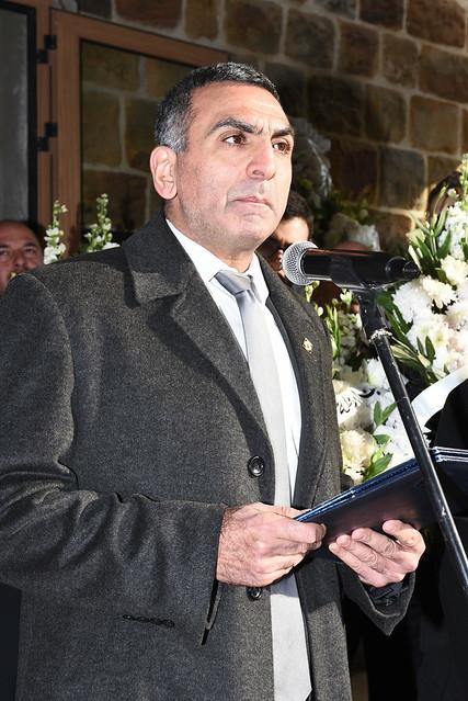كلمة رئاسة الحزب يلقيها عميد الإذاعة الرفيق ايلي خوري