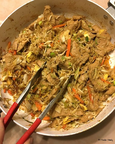 20 Minute Moo Shu Pork