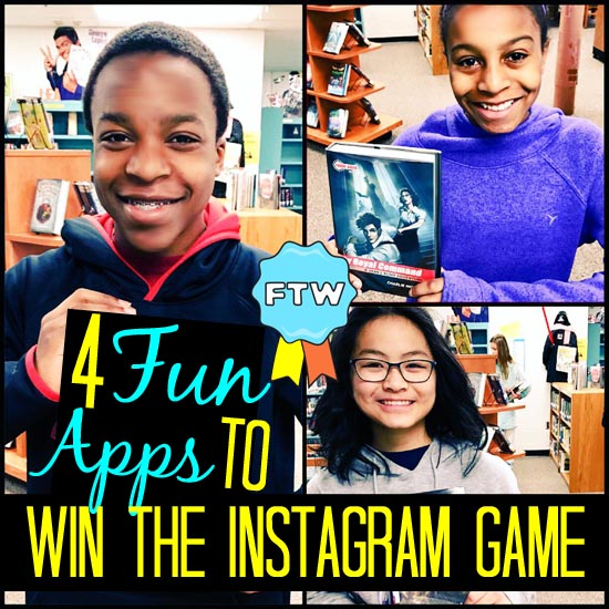 4 fun free apps to win the instagram game ccuart Gallery