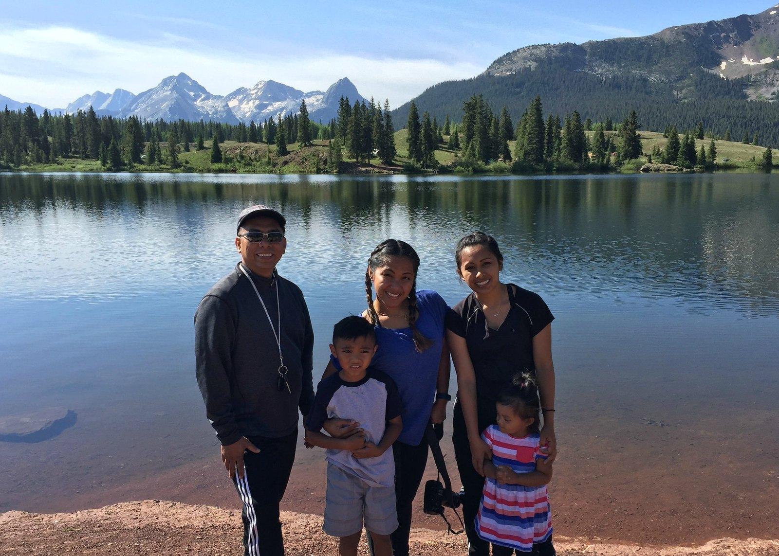 Molas Lake Campground 4