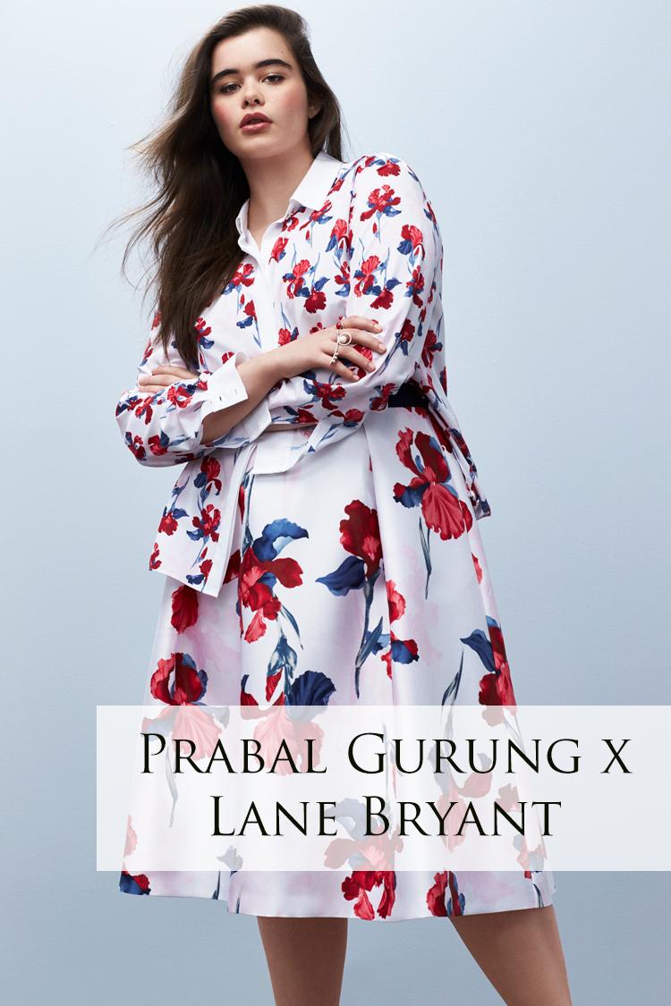 Prabal Gurung x Lane Bryant