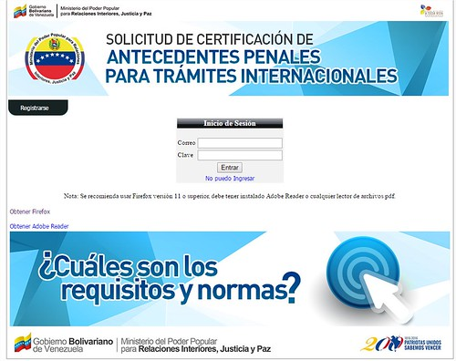 Claves 5 pasos para apostillar documentos acad micos y for Pagina del ministerio de interior y justicia