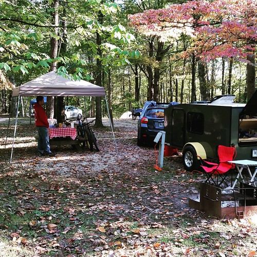 October 2016 Hiker Trailer Rental