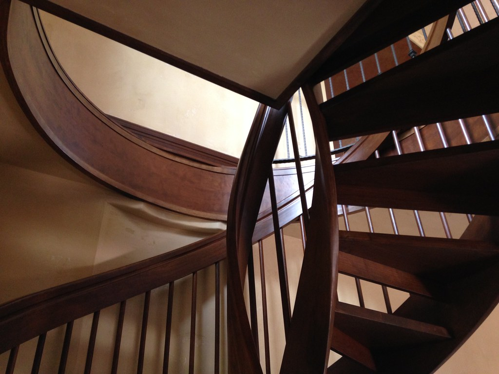 Cherry Staircase | By ToOliver2 Cherry Staircase | By ToOliver2