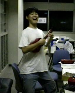 ウクレレと私 Ukulele and Me 1998.10.5