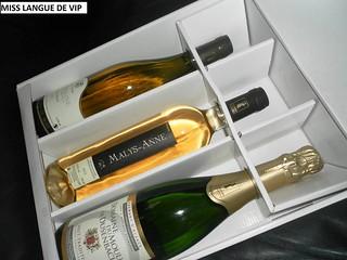 box de vins blancs