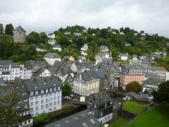 Monschau mit Burg