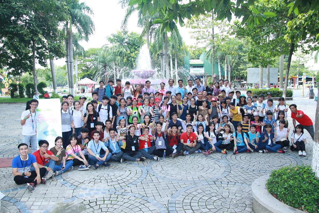 """Hội cựu học sinh THPT Bình Sơn tại TP.HCM tổ chức chương trình """"Chào tân sinh viên 2015"""""""