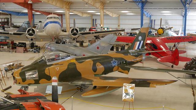 North American /Canadair F-86 Sabre Mk. VI