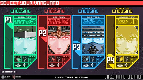 Stardust Vanguards | by PlayStation.Blog