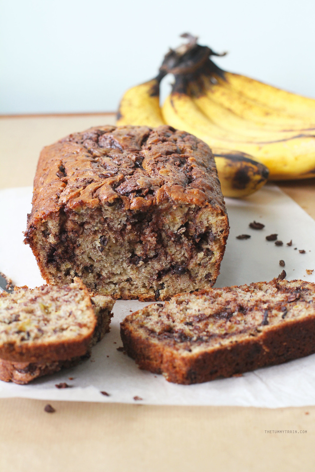 31310361493 333f15dea9 h - Double trouble with this particular variation of a Chocolate Banana Bread Recipe