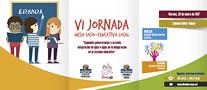 Cartel anunciador de la VI Mesa Socio-Educativa Local