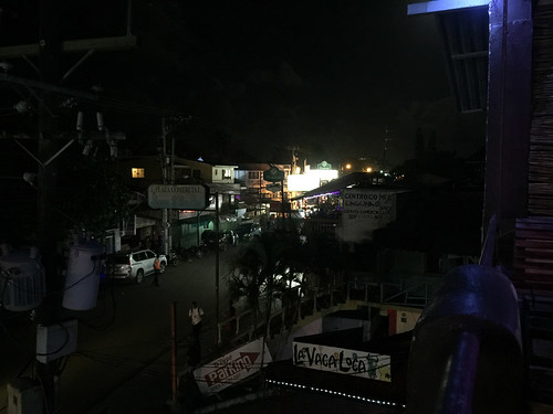 170 - Cabarete at Night