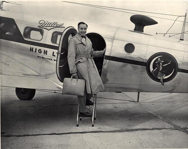 Miller-airplane