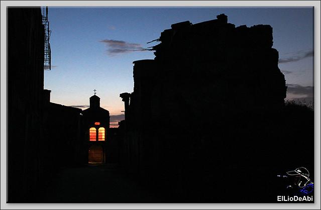 Que ver en Belchite viejo de día y de noche 17