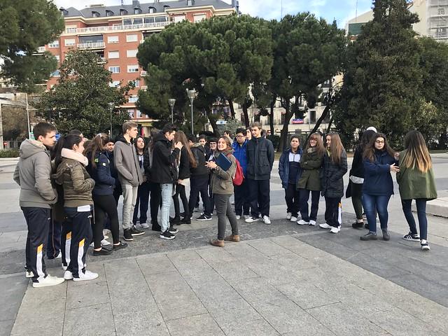 Secundaria y Bachillerato: ensanche Madrid