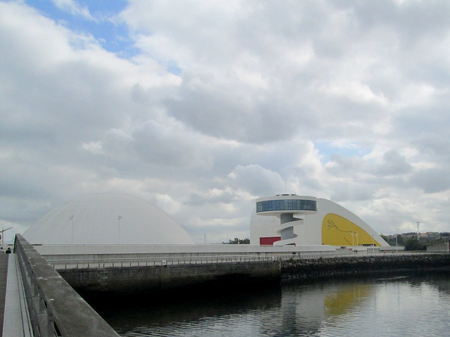 Oscar Niemeyer International Cultural Centre, Avilés