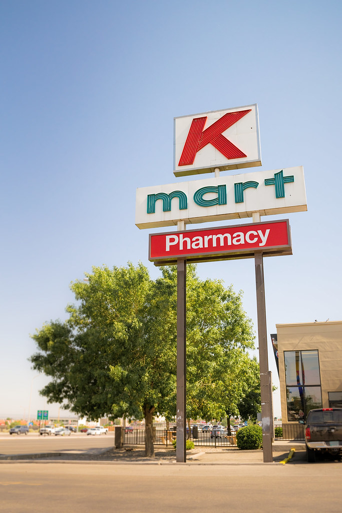 Kmart albuquerque this kmart was opened on october 20th 1 flickr kmart albuquerque by nicholas eckhart kmart albuquerque by nicholas eckhart gumiabroncs Gallery
