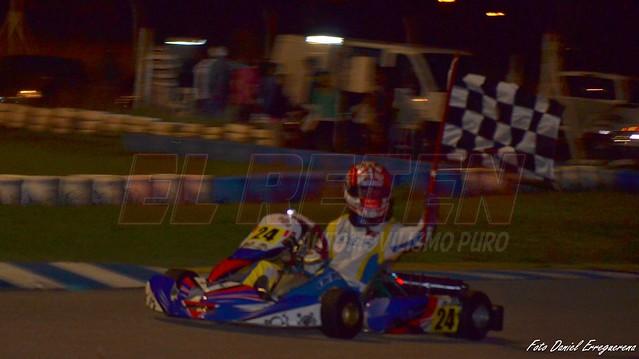 Nocturno de verano Kart AZK 2017