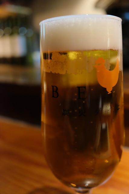 ザ・プレミアムモルツ 香るエールdraft beer ABEYA Nakameguro 07