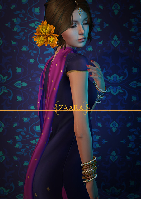 Zaara : Avni - churidar kurtas for C88 Feb