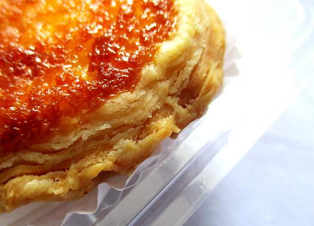 Hong Kong Puff coconut tart, pastry