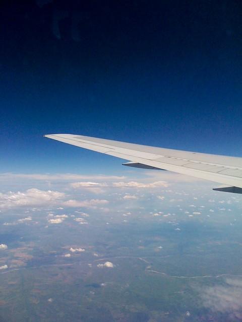 Over Texas
