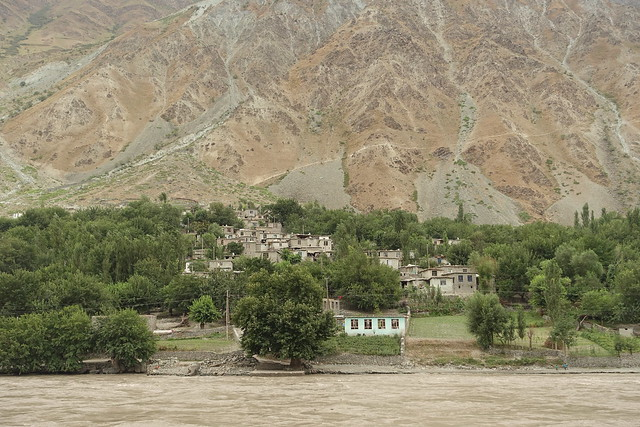 Village Afghan, Pamir Highway