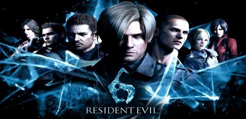 Resident Evil 6 home