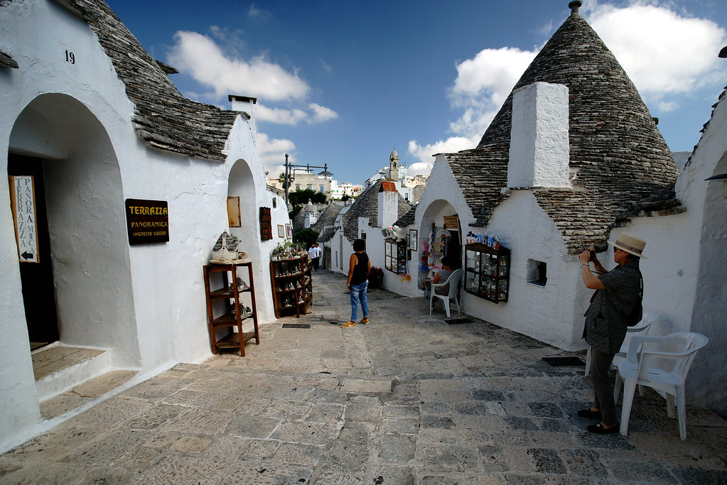 Alberobello IT