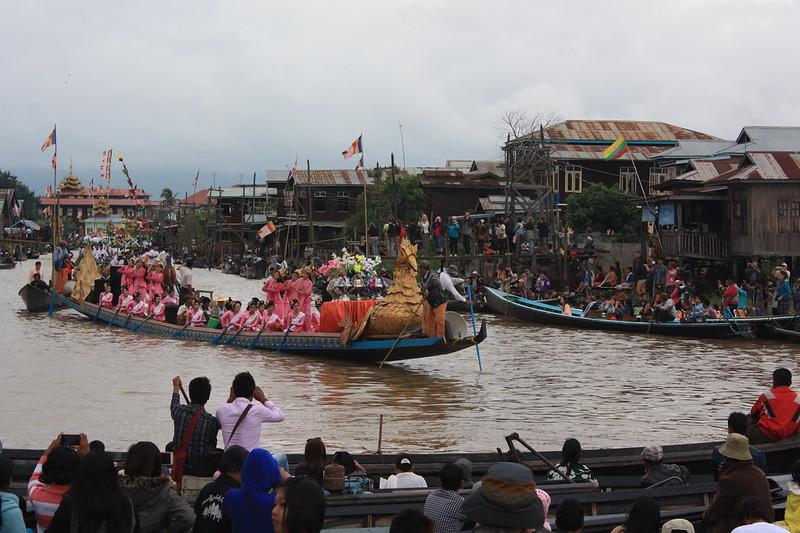 Фестиваль Инле