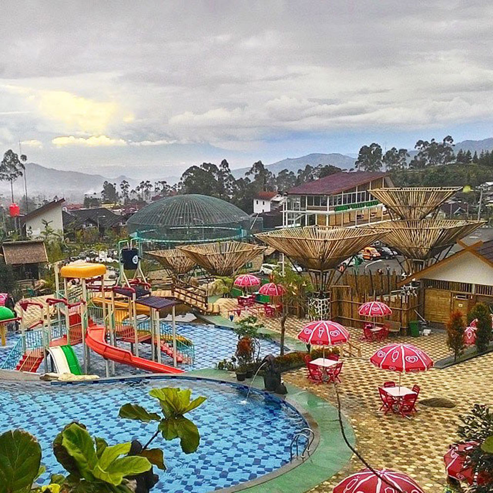 Hari Anak Nasional Inilah 6 Tempat Wisata Di Bandung Yang
