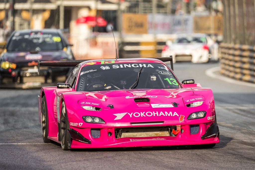 ... Mazda RX7 Thai Super Series   By Keith Mulcahy