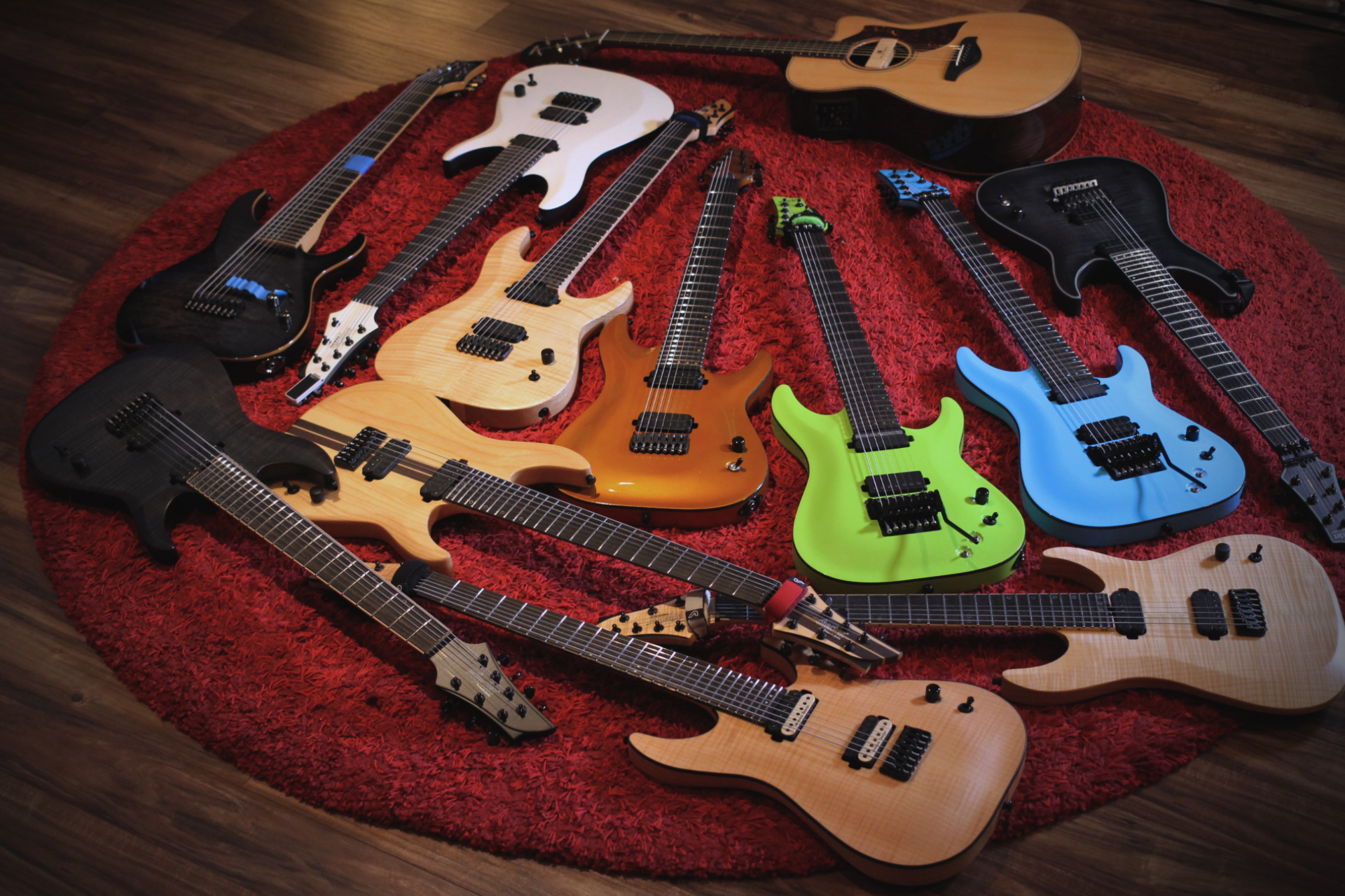 Keith Merrow Guitars