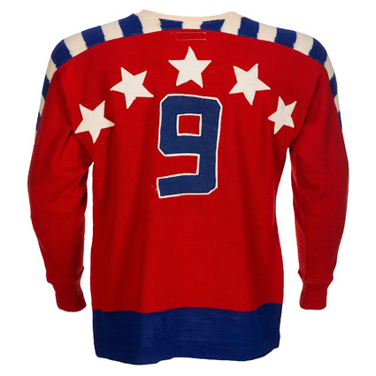 NHL All-Star 1947 Richard jersey B