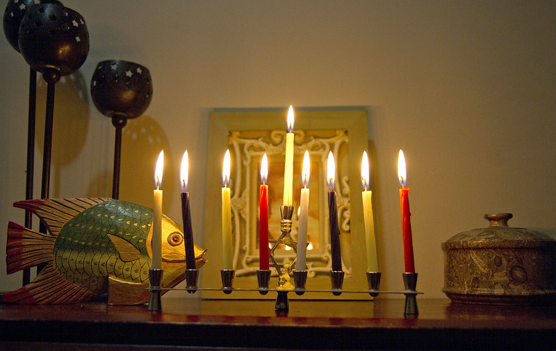 Hanukkah eighth night 2016