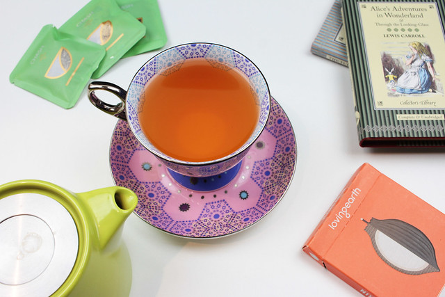 Orange Rooibos Tea - CHASH - Prettygreentea