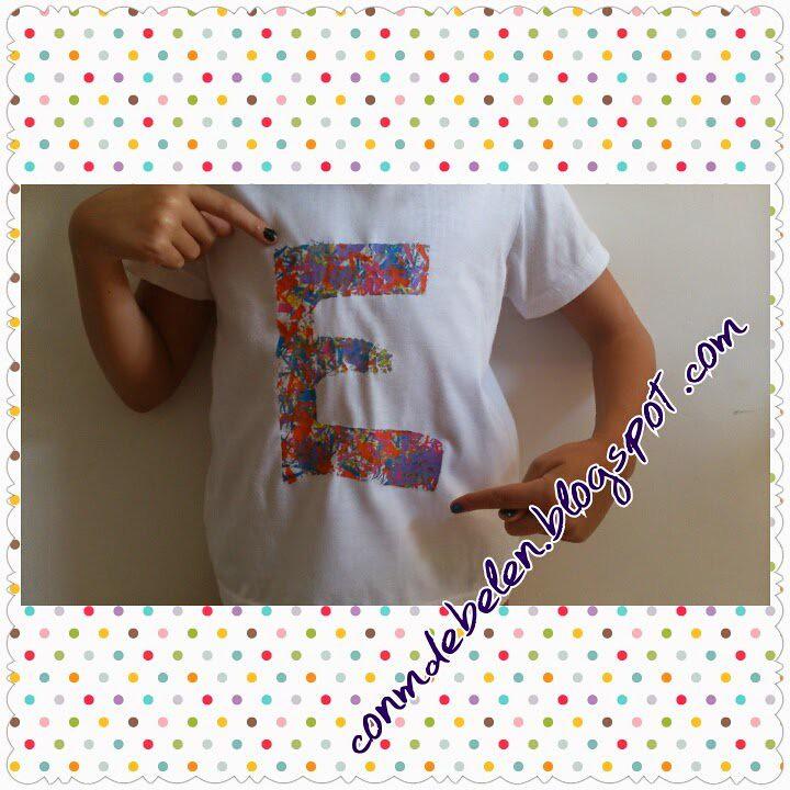 Mum Boya Ile Tişört üzerine Baskı Nasıl Yapılır Mimuucom Flickr