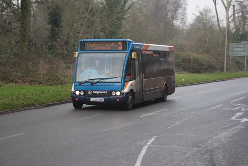 Stagecoach South 47307 GX06DYH